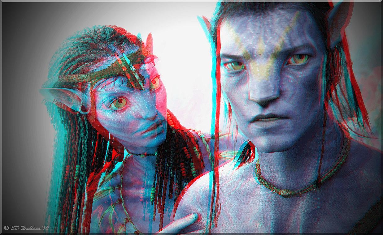 3d Avatar - copyright 3d-anaglyph.com