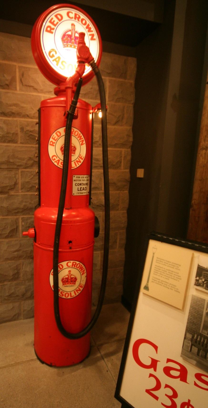 Petrol pump IMG_1277
