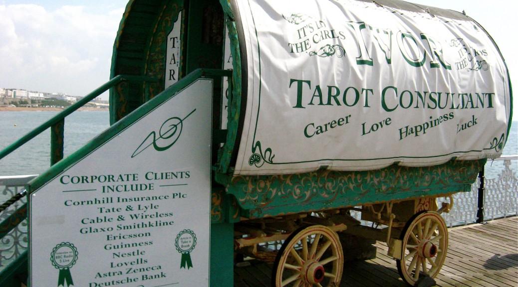 Konsultant za tarot - Alan Miller via Flickr (CC BY-NC-SA 2.0)