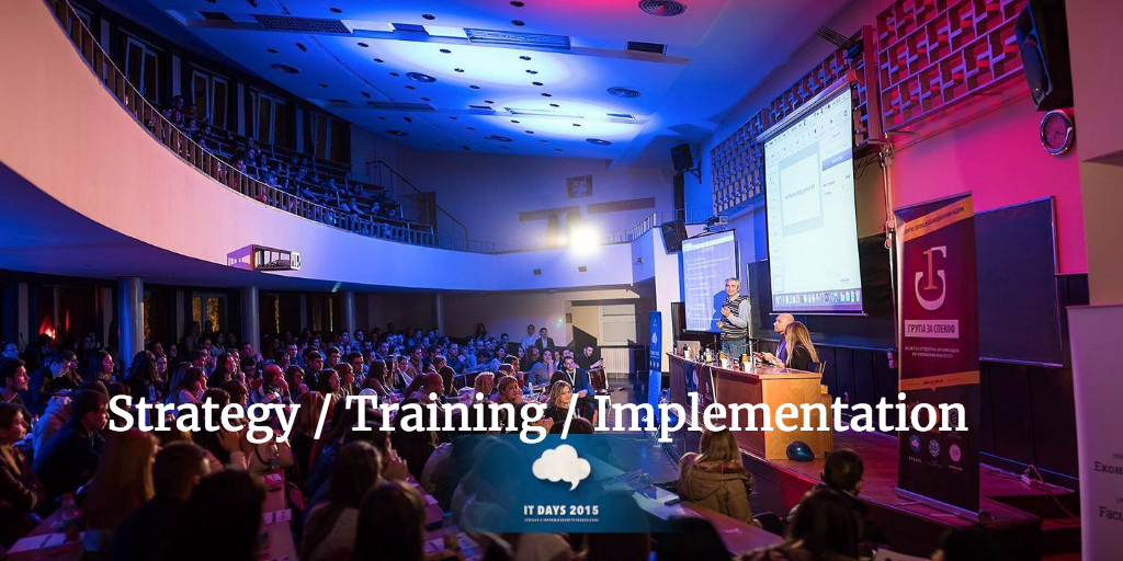 strategy-training-implementation