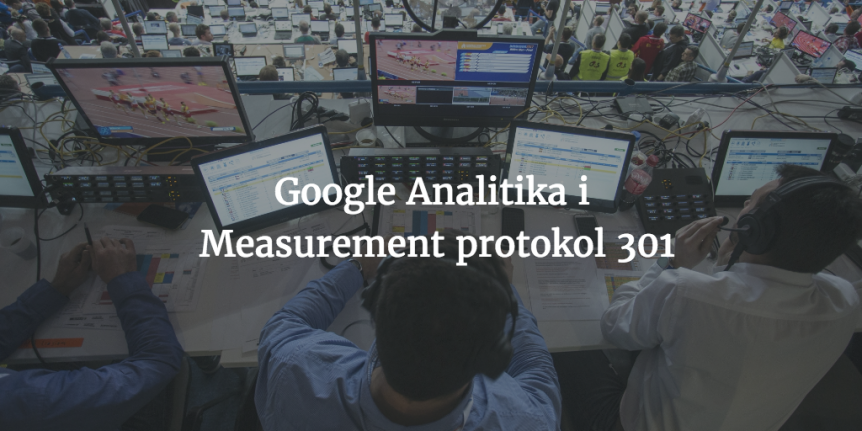 Measurement protokol i Google Analitika